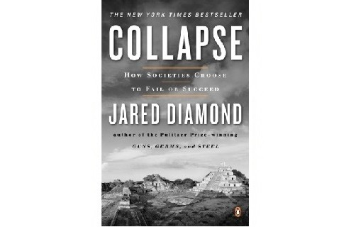 Collapse book cover