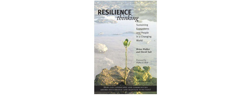 Resilience thinking book cover