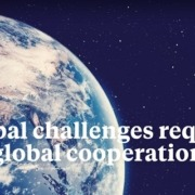 Global Challenges Foundation homepage